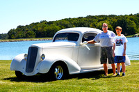 1935 Chevy Master Deluxe Sport Coupe