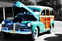 "1948 Chevrolet ""Woodie"" Wagon"